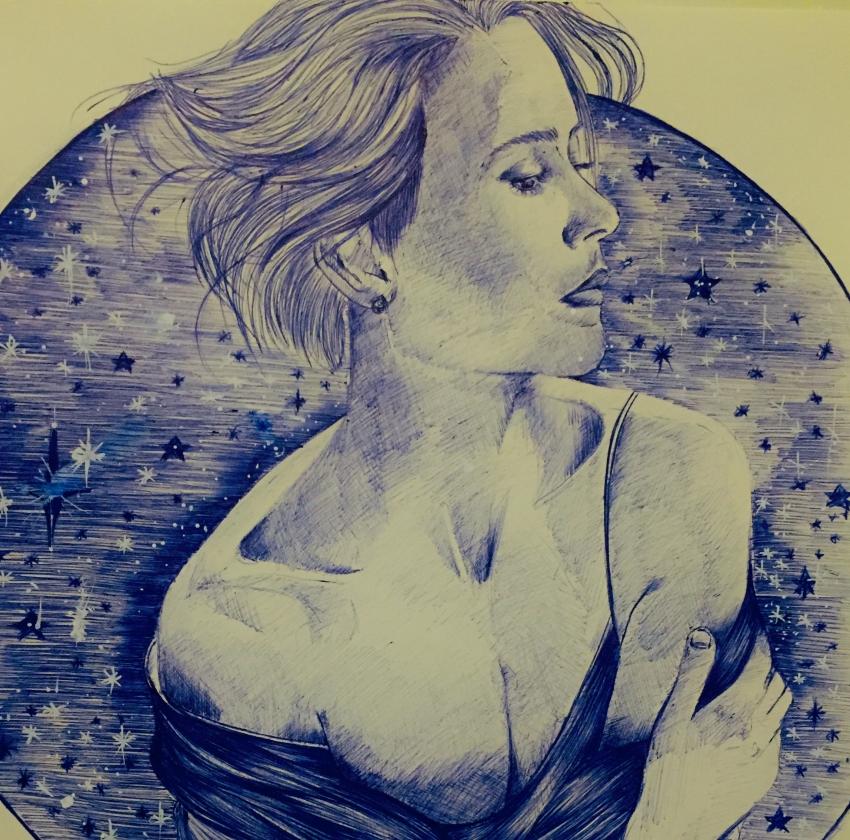 Sarah Paulson by judith2